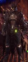 Vaal Hazak α Armor (MHW)