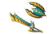 MH4-Sword and Shield Render 013