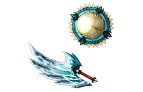 MH4-Sword and Shield Render 029