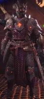 Zorah α Armor (MHW)