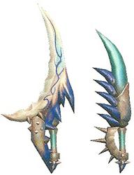 FrontierGen-Dual Blades 025 Low Quality Render 001