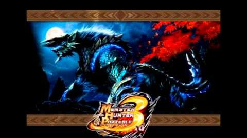 Monster Hunter Portable 3rd Gamerip Soundtrack WARNING Battle