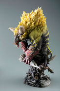 Capcom Figure Builder Creator's Model Golden Rajang 002