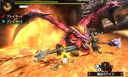 MH4U-Teostra Screenshot 012