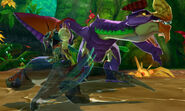 MHST-Purple Gypceros and Nargacuga Screenshot 001