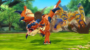 MHST-Rathalos and Tigrex Screenshot 002