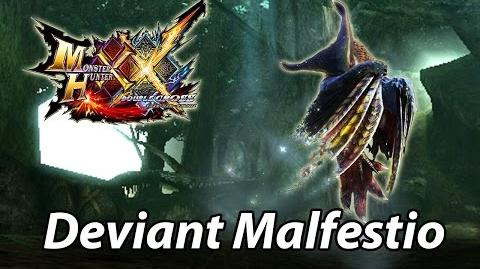 MHXX G1 First encounter with Hidden Haze Malfestio