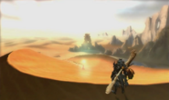 MH4U-Old Desert Screenshot 002
