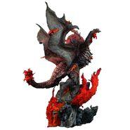 Capcom Figure Builder Creator's Model Teostra 2
