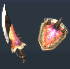 MH3U-Sword and Shield Render 011