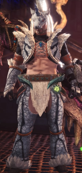 Mhw Female Armor Ugly