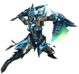 MHXX-Dual Blades Equipment Render 002