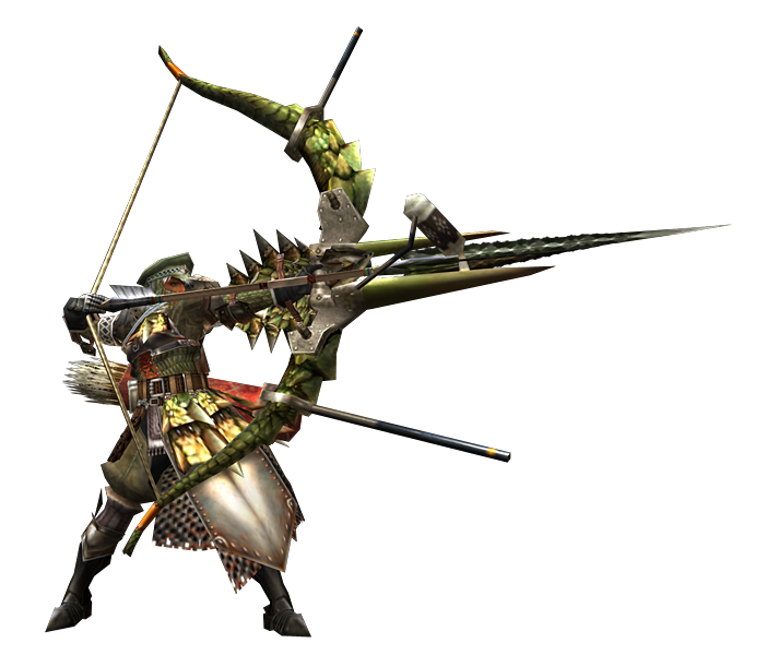 Bow | Monster Hunter Wiki | FANDOM powered by Wikia