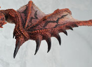Capcom Figure Builder Creator's Model Rathalos 008