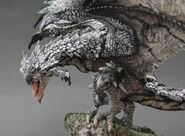 Capcom Figure Builder Creator's Model Silver Rathalos 006