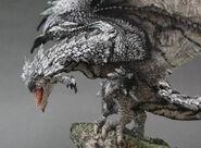 Capcom Figure Builder Creator's Model Silver Rathalos 006