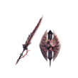 MHW-Charge Blade Render 011