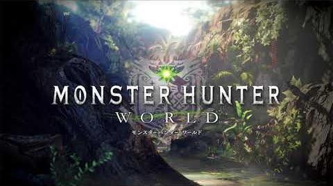 Xeno'jiiva quest available Monster Hunter World soundtrack
