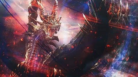 【MHF-G】王者の風格を持つ者、帝征龍『グァンゾルム』討伐!【ラスボス級(G級HCクエスト)】 フルHD