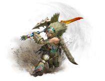 MHXX-Long Sword Equipment Render 001