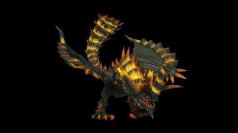 Monster Hunter Online - Meraginasu (黒穿龙) Theme