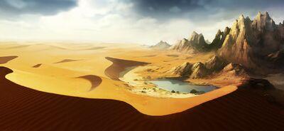 MH4U-Dunes Concept Art 001