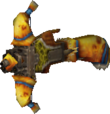 MHP3-Light Bowgun Render 002