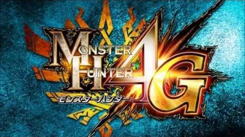 Battle Rusted Kushala Daora 【錆びたクシャルダオラ戦闘BGM】 Monster Hunter 4U soundtrack rip