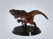 Capcom Figure Builder Volume 2 Barroth