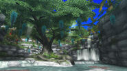FrontierGen-Painted Waterfalls Screenshot 002