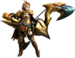 MH4U-Bow Equipment Render 001
