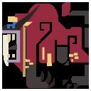 MHO-Flame Blangonga Icon