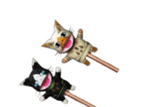Felyne and Melynx+ (MH4)