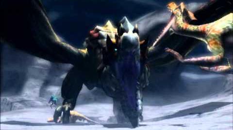 3DS モンスターハンター 4G Monster Hunter 4G - Seregios セルレギオス Intro