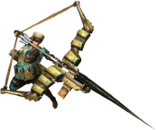 MH3U-Bow Equipment Render 001