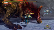 MH3U-Savage Deviljho Screenshot 005