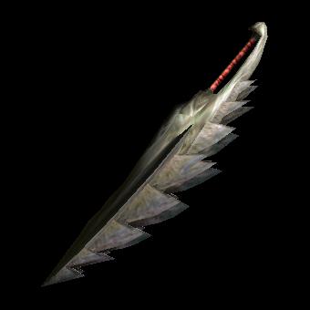 MH4U-Great Sword Render 018