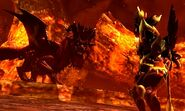 MH4U-Teostra Screenshot 016