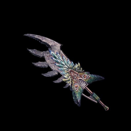 MHW-Great Sword Render 014