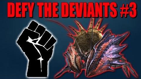 Defy the Deviants Episode 3 Stonefist Hermitaur