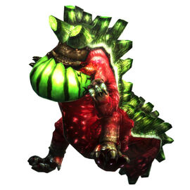 MHXR-Watermelon Uragaan Render 001
