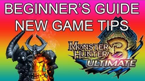 Beginner's Guide Free Money, Gathering & Tanzia Tips - Monster Hunter 3 Ultimate