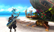 MH4-Cheeko Sands Screenshot 002
