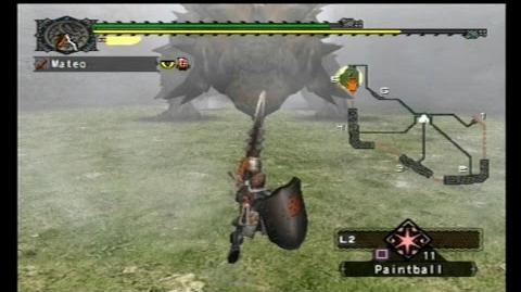 Monster Hunter (PS2) - 3* Lao-Shan Lung