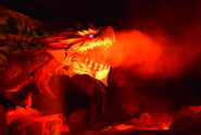 USJ-Black Flame King Rathalos Screenshot 003