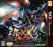 Box Art-MHXX 3DS