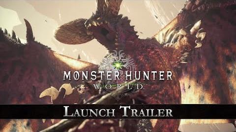 Monster Hunter World - Launch Trailer