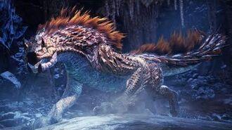 Monster Hunter World Iceborne - Viper Tobi-Kadachi Boss Fight (Solo Longsword)