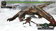 MHFU HR9 Long Sword vs Tigrex