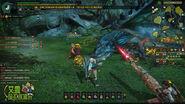 MHO-Azure Rathalos Screenshot 017